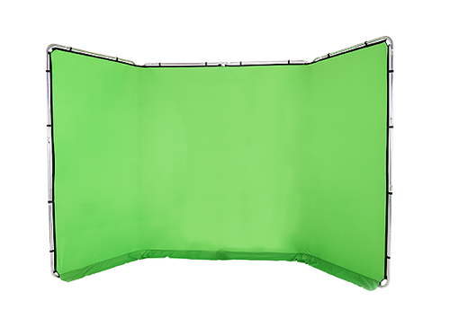 Lastolite Green Screen mobil