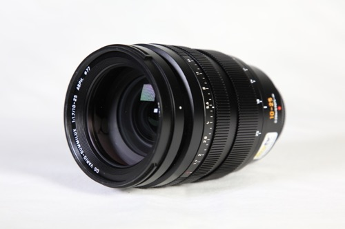PANASONIC LUMIX 10-25mm F1.7 MFT