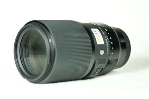 SIGMA 105mm F2.8 ART Macro E