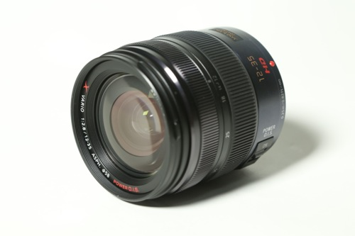 PANASONIC LUMIX G 12-35mm F2.8 MFT